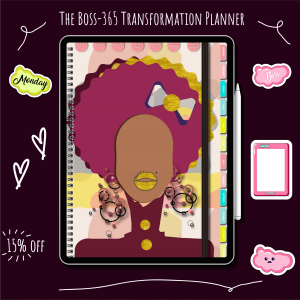 THE BOSS-365 TRANSFORMATION PLANNER